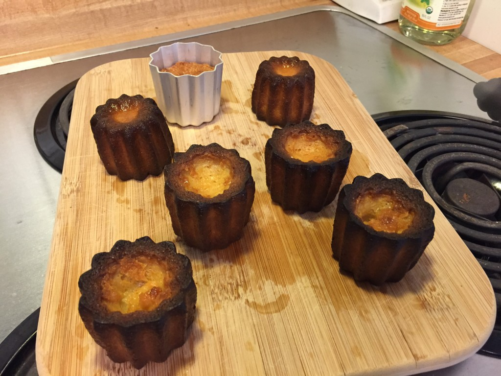 Canele all six silicone bottoms