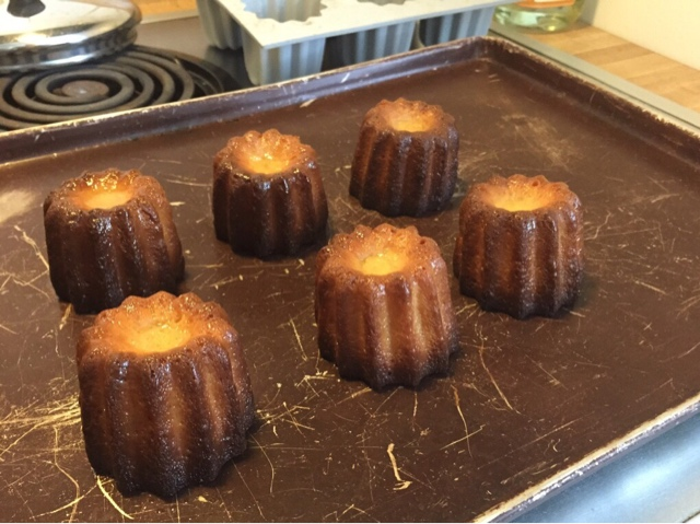 canele attempt no1