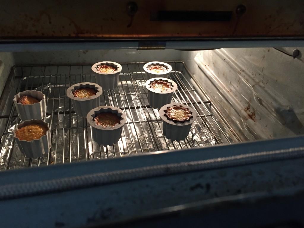 canele baking attempt no2