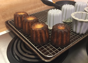 Canele color